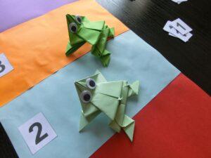 Wyścigi żabek 3